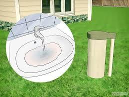 image puits et robinet